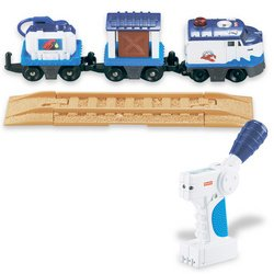 Fisher-Price GEOTRAX Rail & Road System Oceanside Flier Fisher Price Geotrax Rail