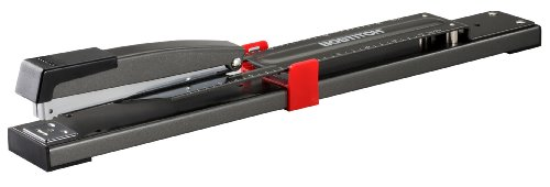 Bostitch 20 Sheet Long Reach Stapler, Black ()