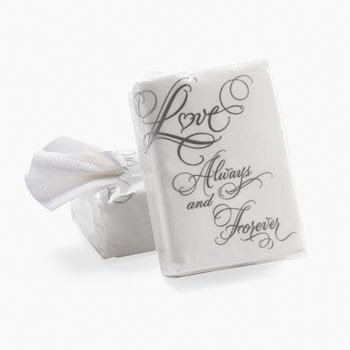 Cool Fun 3-2602 Love Wedding Facial Tissue Packs - 10 Pieces