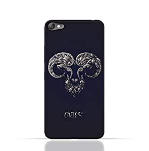 Lenovo S 60 TPU Silicone Case With Zodiac Sign Aries