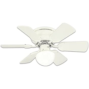 Westinghouse 78108 petite reversible 3 speed hugger six blade indoor westinghouse 78108 petite reversible 3 speed hugger six blade indoor ceiling fan with light mozeypictures Images