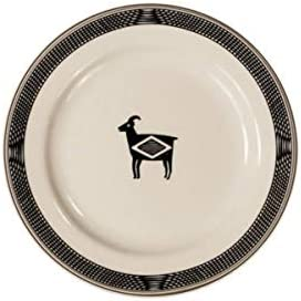 El Tovar Black Made 100/% in USA Mimbre/ño B /& B Plate