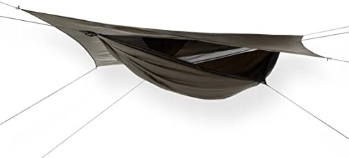 Hennessy Hammock – Explorer Deluxe XL Series – Built Tough for Emergency Services