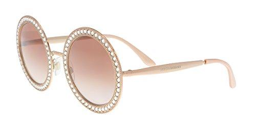 Dolce & Gabbana Sonnenbrille (DG2170B) Pink Gold