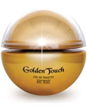My Way Perfume Golden Touch for Women, Eau de Toilette ,40ml