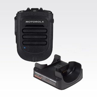 Motorola APX Series Long Range Wireless Remote Speaker Microphone Kit by Motorola
