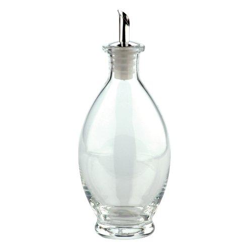 Typhoon Oval Glass Oil/Vinegar Drizzler