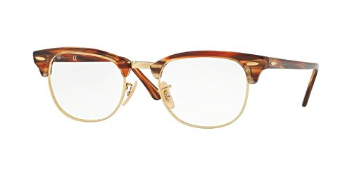 Ray-Ban Clubmaster RX5154 - 5751 Eyeglasses - Ray 5154 Ban Clubmaster