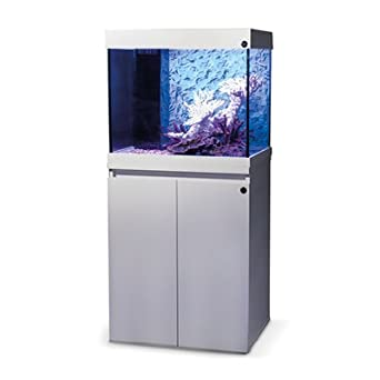 Haquoss LED Dream 60, Acuario completo con soporte, lámpara LED, filtro externo y
