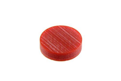 Red Jasper Stone Inlay Dots (Jasper Inlay)