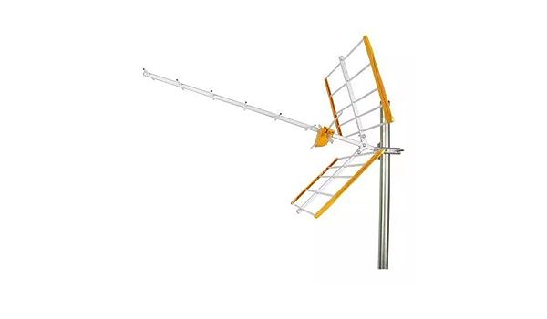 Televes 112140 - Antena terrestre 790 uhf c21-60 10 elemento ...