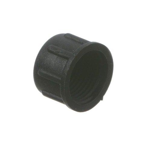 Dainolite Lighting EC-030 End Cap for Last Terminal DLEDW-003, Black