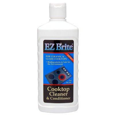 EZ Brite Glass & Ceramic Cooktop Cleaner & Conditioner 7 ...