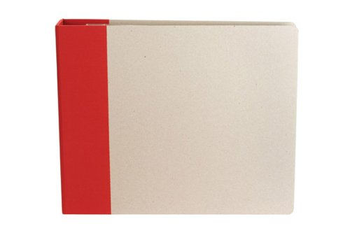 American Crafts 12-Inch by 12-Inch D-Ring Modern Scrapbooking Album, - D-ring American Crafts Album Modern