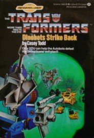 The Transformers: Dinobots Strike Back (Find Your Fate Junior Transformers)