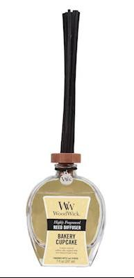 WoodWick Bakery Cupcake Large 7 oz Reed Diffuser