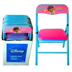Disney Doc Mcstuffin Folding Erasable Activity Chair by Disney