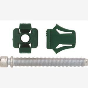 Auto Body Doctor ABD6703 Headlight Adjusting Screw (Grn Nyl Nut) ()