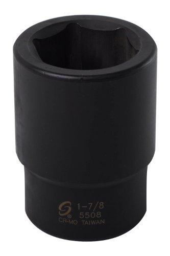 #5 Spline Drive 1-7/8-Inch Impact Socket - Sunex 5508