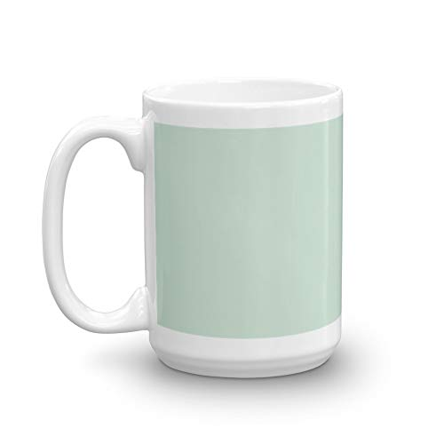 The Rainbow Connection. 15 Oz Fine Ceramic Mug With Flawless Glaze Finish. 15 Oz Classic Coffee Mugs, C-handle And Ceramic ()