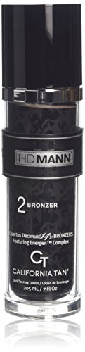 California Tan HD Mann, Step 2, Tanning Lotion 7 Ounce