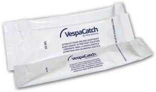 VETO PHARMA Vespa Catch Cebo Atrayente de Avispas Especial Asiáticas y Velutinas - Monodosis 10 ml