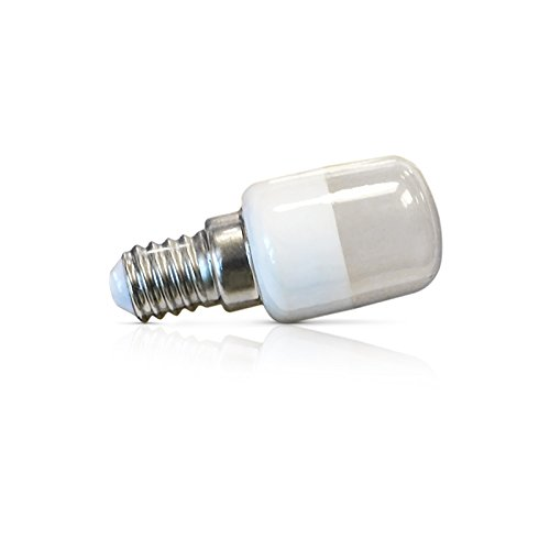 Vision-EL 77942 bombilla LED nevera 3000 ° K, aluminio/PC, E14, 3 ...