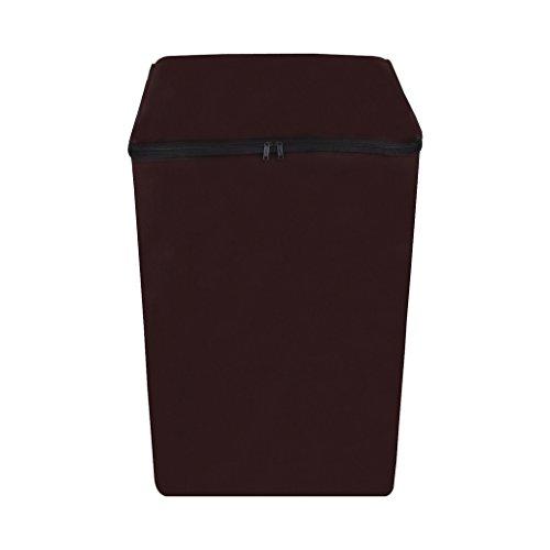 Dream Care Brown Waterproof & Dustproof Washing Machine Cover