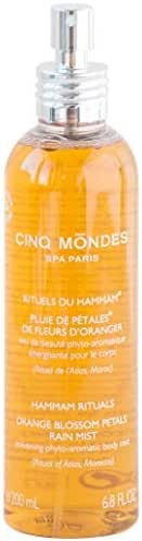 Cinq Mondes Orange Blossom Petals Rain Mist, 200 ml