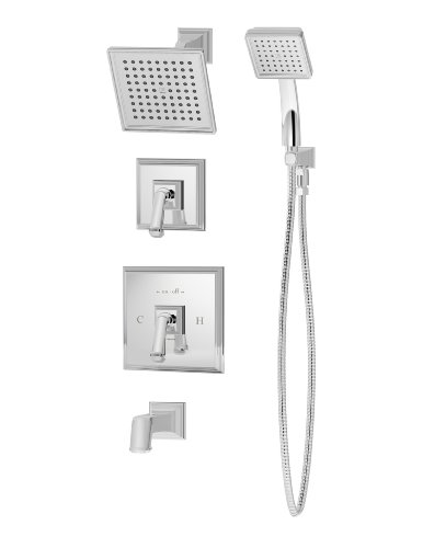Oxford Shower System - 1