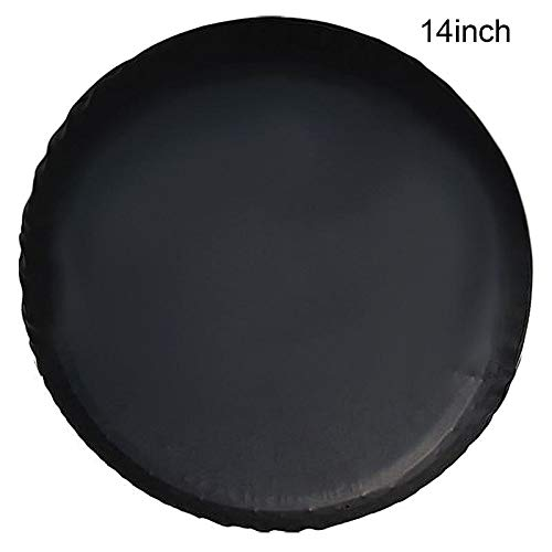 Bingo Point New 14-17 Inch Universal Spare Tire Cover PVC Auto Tyre Covers for Car Wheel Accessories by Bingo Point (Image #1)