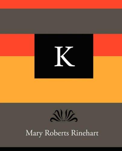 K Mary by Roberts Rinehart