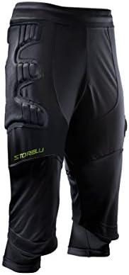 Storelli Sports Youth BodyShield Ultimate Protection 3/4 GK Pants