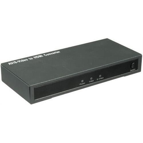 - Comprehensive CCN-CSH101 S-Video and Audio to HDMI Converter (ComprehensiveCCN-CSH101 )