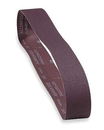 8 X 107 Inch 80 Grit Aluminum Oxide Multipurpose Sanding Belt