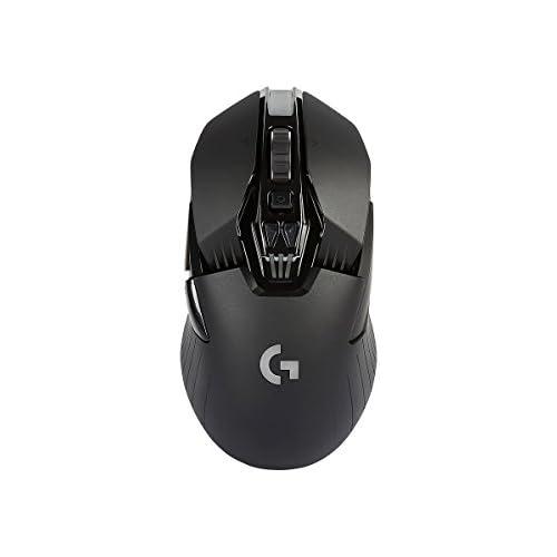 chollos oferta descuentos barato Logitech G G900 Ratón Negro
