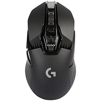 Amazon.com: Logitech G900 Gaming Mouse Wireless, Chaos Spectrum, 910-004608 (Wireless, Chaos ...