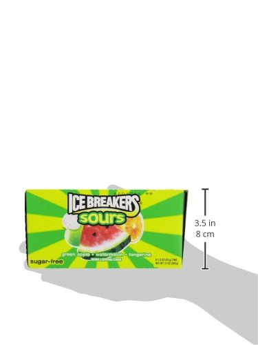 034000000982 - ICE BREAKERS Original Sours Sugar Free Mints, 1.5 Ounce carousel main 7