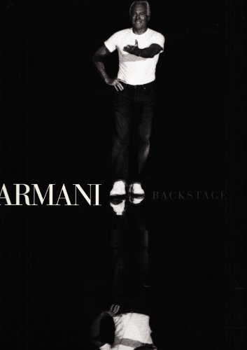 Armani Backstage by Roger Hutchings - Armani Sale Online