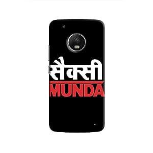 Cover It Up - Munda Moto G5 Plus Hard Case