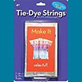 : Magic Color Tie Dye Craft Kit Strings