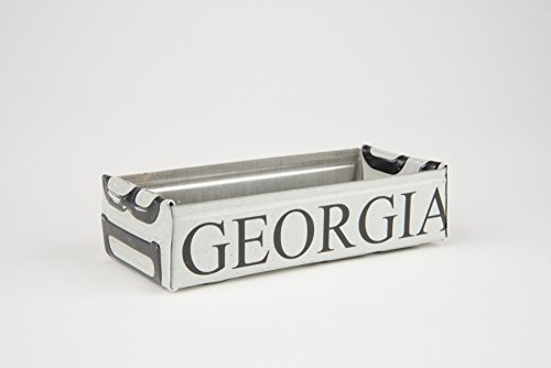 Georgia box made from a Georgia License Plate