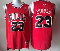 Chicago Bulls, Michael Jordan Nike Jersey Red SIZE XXL