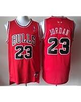 Nike Men's Chicago Bulls Michael Jordan Jersey, Red