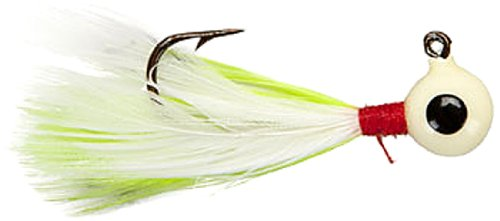 Lindy Little Nipper - Chartreuse/Glow - 1/16 oz for sale  Delivered anywhere in USA