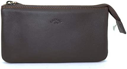 4 Couleurs Disponible Choco KATANA Pochette Porte Monnaie Ultra Plat en Cuir r/éf 753116