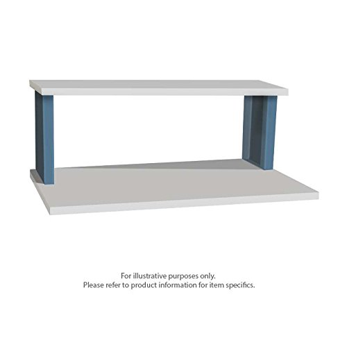 Quick Ship ESD-Safe Riser Shelf for 48