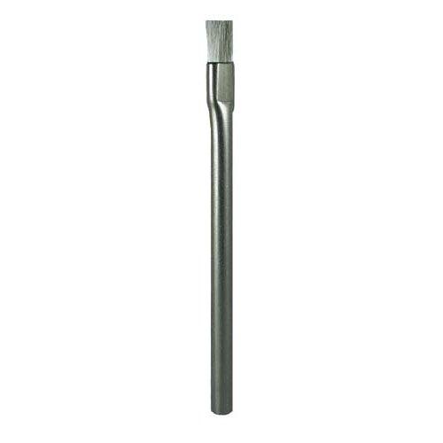 5-1//4 Overall Length GORDON BRUSH SST10SSG-12 Stainless Steel Handle 3//8 Bristle Diameter SST Series Stainless Steel Bristles