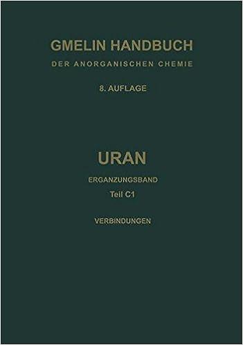 Verbindungen Mit Edelgasen Und Wasserstoff Sowie System Uran