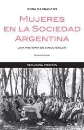 Download Mujeres en la sociedad argentina / Argentina women in society (Spanish Edition) pdf epub